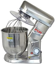 Blender 110V Electric food mixer Egg beater chef machine Cake Bread dough mixer stand blender maker