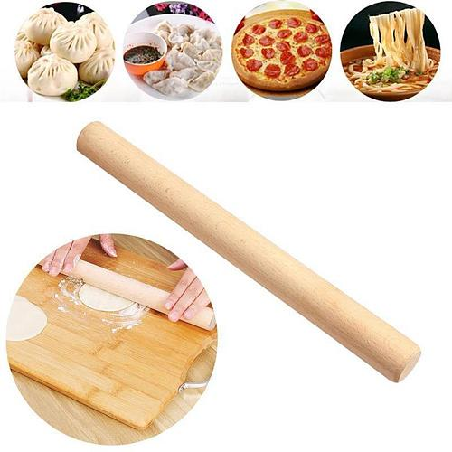 For Polymer Clay Fondant Rollers Cake Cookies Roller Pastry Boards Cake Tools Non-stick Wooden Rolling Pins