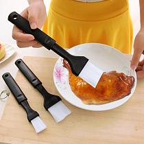 2Pcs/Set Pastry Brushes Convenient Reusable Plastic Mulitifunctional Barbecue Seasoning Tool Kitchen Baking Cooking Oil Brushes