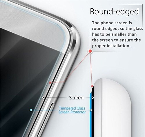 Protective Glass For Asus Zenfone 8 Tempered Glass For Zenfone8 ZS673KS Zen Fone ZF8 6.9  Screen Protector Cover Phone Film