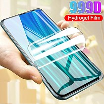 For Xiaomi Redmi 6 Pro Front Hydrogel Film Screen Protector Ultra Thin Explosion-proof  HD Protective Film Not Glass