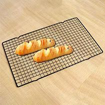 Home Non-Stick Cake Cooling Rack Grid Net Baking Tray Cookies Bread Stand Tool