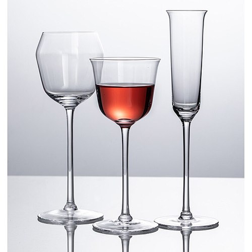 Bar Lead Free Crystal Goblet Champagne Glasses Home Creative Cups Couple Married Couple Sparkling Wine Glass Cocktail Glass