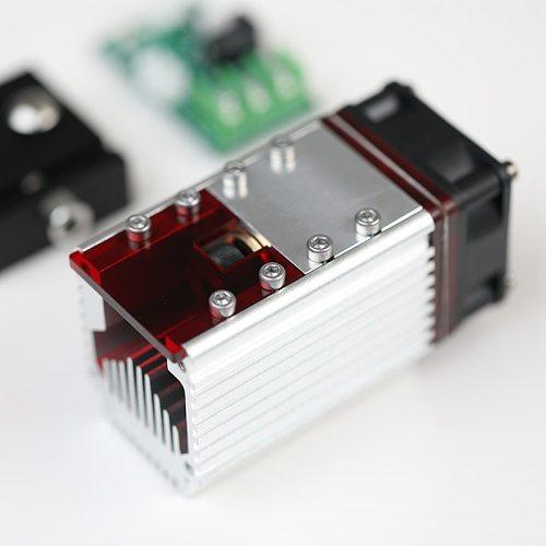 NEJE 30W Module Kit 450Nm TTL Module for NEJE Engraver Wood Cutting Tool 1Set