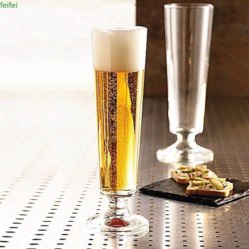 Belgium Durobor Lindemans Beer Steins Dortmund Pilsner Glass Craft Brew Drinking Glass Goblet Champagne Flutes Wine Cup Beer-mug