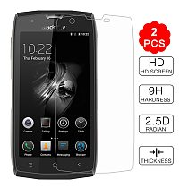 2PC Glass on Blackview Bv7000 Pro 5.0  Tempered Glass For Blackview Bv 7000 Pro Case Screen Protector Explosion Proof Film Cover