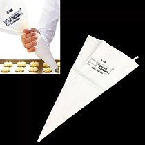35/40/45/50/55/60cm 100% Cotton Cream Pastry Icing Bag Baking Cooking Cake Tools Piping Bag