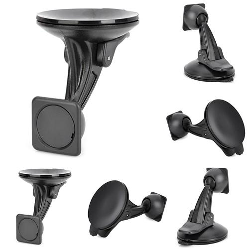 Car Holder 360 Degree Rotate Windshield Mount Bracket Stand Adjustable for Tomtom Go 720/730/920/930 GPS Car styling Accessories