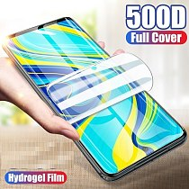 Full Cover For Nokia 2.3 Front Hydrogel Film Screen Protector Ultra Thin Explosion-proof  HD Protective Film Not Glass
