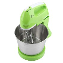 230V Electric Food Mixer 7 Speed Table Stand Cake Dough Mixer Handheld Egg Beater Blender Baking Whipping Cream Machine