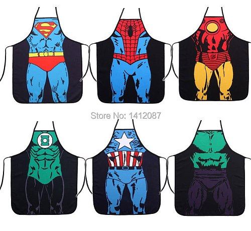 large size super men women kitchen Apron,creative funny save-all,Novelty cookroom pinafore,Baking Pastry Tools