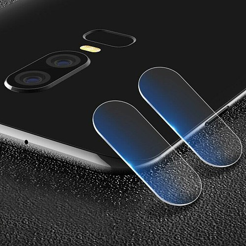 For OnePlus 6T 5T 3TClear Tempered Glass Screen Protect Film For Back Camera Len Protector Protective Film