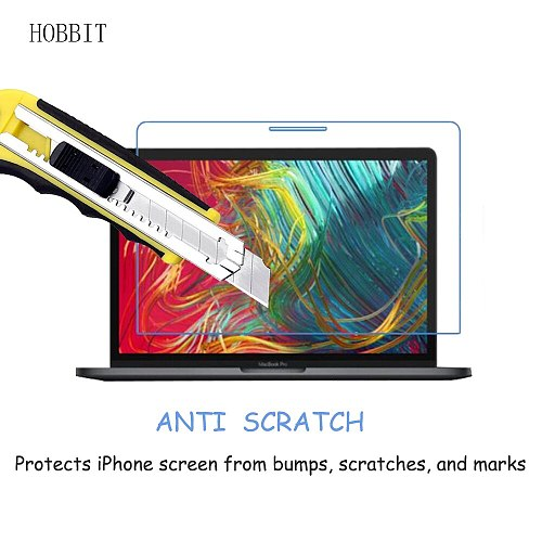 3PCS Explosion Proof PET Film For MacBook Pro 13.3 Inch 2020 Tablet Screen Protector Anti-Water Anti-shock Clear Film Not Glass