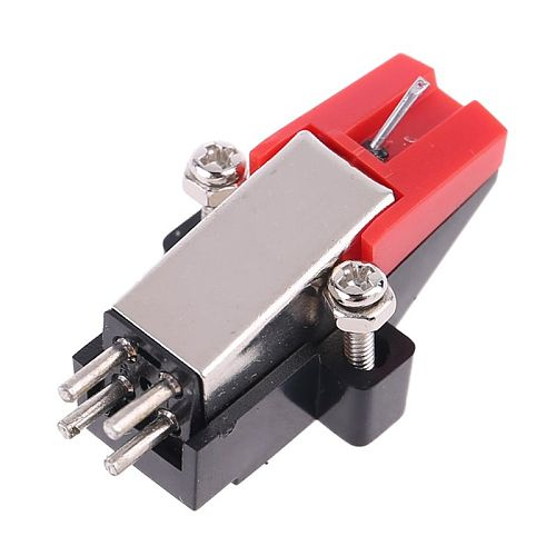 For Turntable Stylus Dynamic Magnetic Turntable Needles Record Player Reader Vinyl LP Gramophone Replacement Accessories