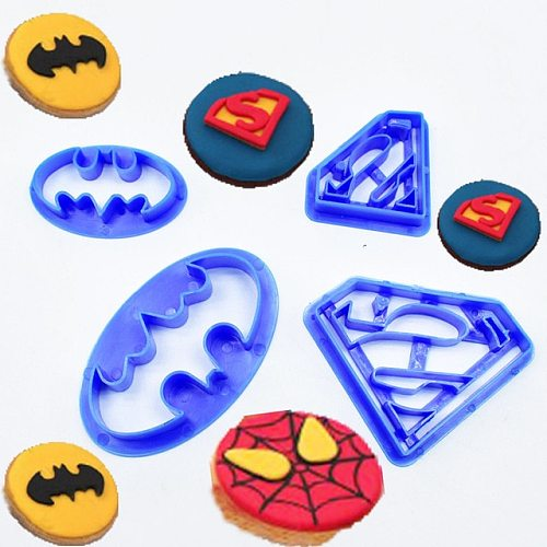 Cartoon Bakeware Cookie Pastry Cutters Die Printing Biscuit Baking Cooking Confectionery Tools for Cake Decorating Cake Slicer