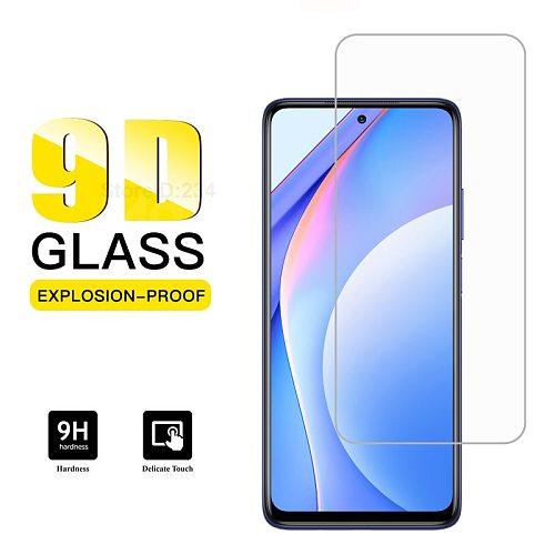 For Xiami Mi 10TLite Light Tempered Glass For Xiaomi Mi 10T Lite 5G Screen Protector pelicula de vidro on Xiomi Mi 10 T 5G Glass