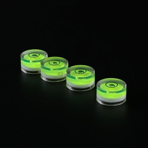 Turntable Player Leveler LP Vinyl Record Spirit Bubble Degree Tonearms Set-up Level for Phono Cartridge Needle CD Accessories