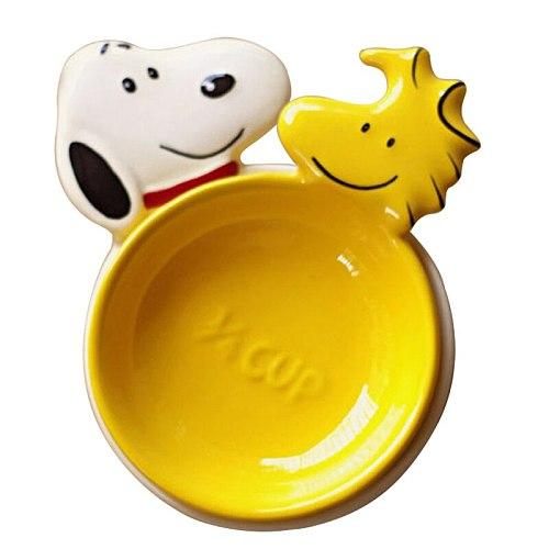 2020 Cute Peanut Dog Ceramic Measuring Bowl Baking Tools