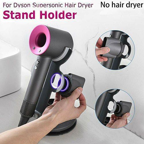 Durable Hair Dryer Desktop Bracket Anti-Drop Magnetic Holder Stand Bracket Mount For Dyson Supersonic Hair Dryer
