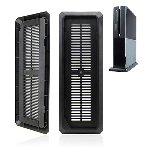 Vertical Stand Mount Holder Base Cooling Vents For Xbox One Game Console Base Holder Drop Shipping