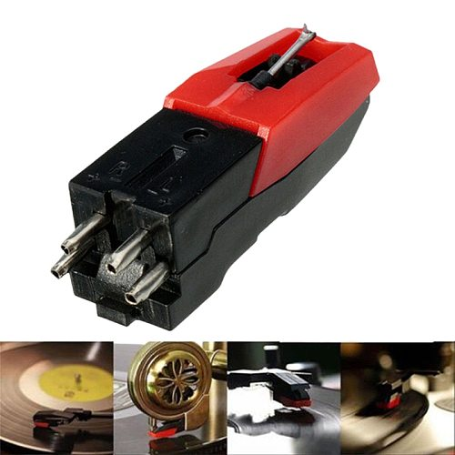 1/3Pcs Turntable Replacement Stylus Record Player Needle For LP Turntable Phonograph Record Player Gramophone Accessories