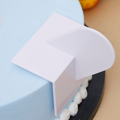 1PCS Quality Cake Smoother Polisher Smooth Tools DIY Fondant Cake Tools Mould Surface Polishing Pastry Molds Cupcake