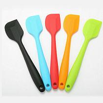 Mini Baking Spatula Mini Small Silicone Spatula Heat Reistant Icing Spoon Scraper