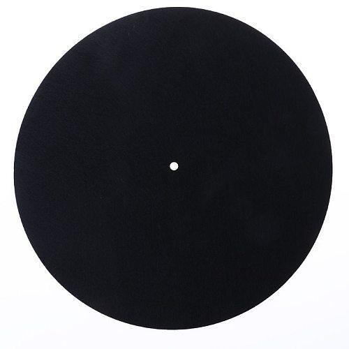 Felt Turntable Platter Mat LP Slip Mat Audiophile 3mm Thick For LP Vinyl Record Dropshipping
