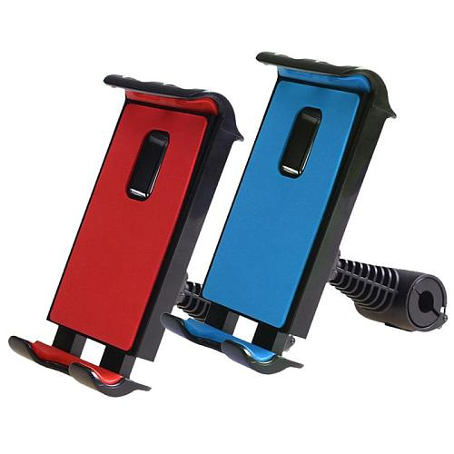 New Car Phone Holde For 4-11 Inch Mobile Phones Or Tablets 360 Degree  Car Holder Phone Universal Stand With Push-on Design
