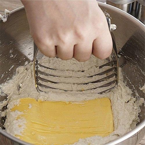 Butter Blender Stainless Steel Baking Dough Cutter Professional Pastry Cutter