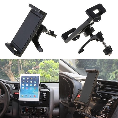 Universal 360 Degree Rotation Car Air Vent Holder Stand Mount For Phone Tablet