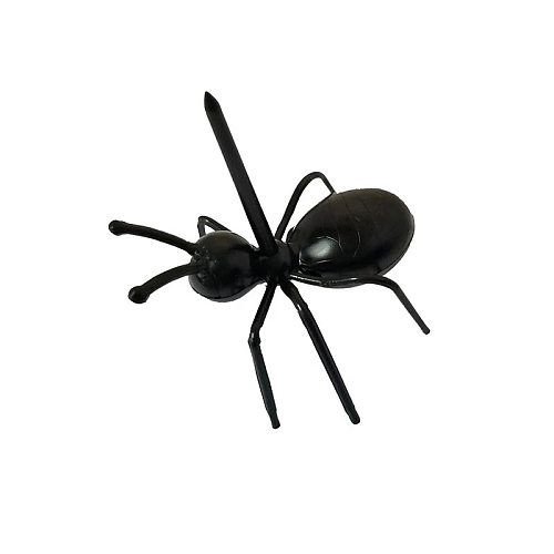 12Pcs Mini Ant Fruit Fork Cutlery Plastic Cake Dessert Forks Lunch Bento Accessories Party Ant Fork Decor
