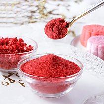 50g Organic Freeze-dried Strawberry Powder Dried Strawberry Natural Fruit and Vegetable Powder Cake Dessert Baking Ingredients