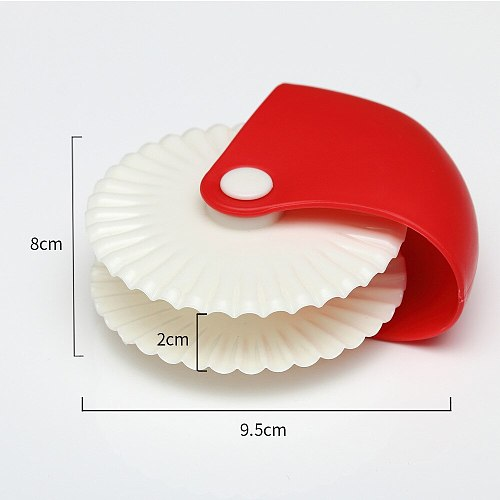 Pastry Wheel Decorator Cutter for Pie Crust Pasta Puff Pastry Fondant Mould Baking Tools Kicthen Accessories GYH