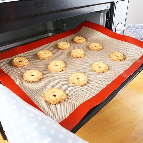 Reusable Non-stick Sheet Oven High Temperature Resistant Liner Baking Cook Mat Baking Tool kitchen tools Bakeware для кухни