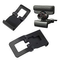 New Black TV Clip Bracket Adjustable Mount Holder Stand For Sony Playstation 3 PS3 Move Controller Eye Camera Wholesale