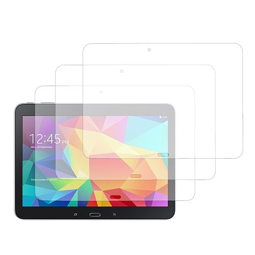 JETTING 1 PC HD Screen Protection Skin Cover Film For Samsung Galaxy Tab 4 10.1 T530 Fad Ultra Clear Screen Protectors