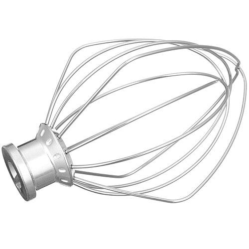 Stainless Steel  Blender Head Whip Mixer Kitchen Eggs Beater Flour Cake Mixer Head Kitchen Tool for K45Ww KSM90 K45 KSM150