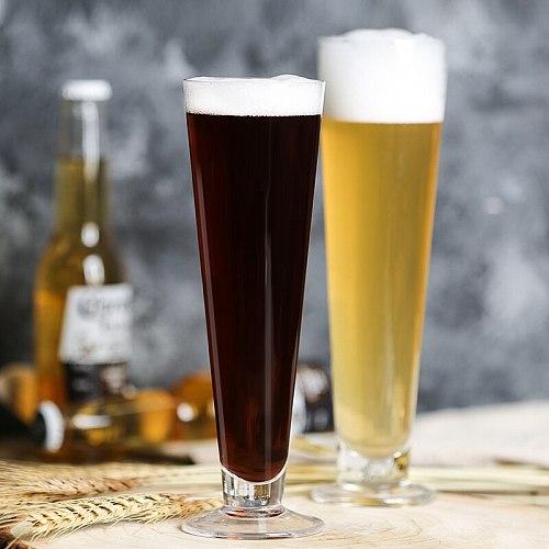 High-capacity Bar Ktv Corona Extra Pilsner Glass Tall Flutes Restaurant Craft Brew Wheat Draft Beer Steins Juice Cocktail Cup