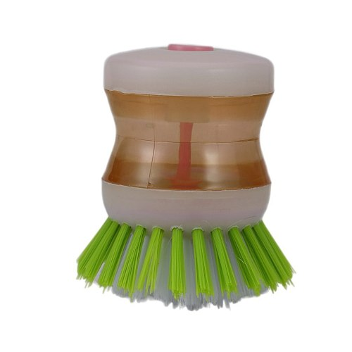 Loverly Kitchen Washing Tool Pot Pan Dish Bowl Brush Scrubber Cleaning Cleaner Convenient And Practical Kitchen Helper