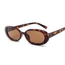 Women Sunglasses Classic Retro Vintage Oval Sun Glasses For Female Brand Designer Eeywear Top Quality UV400 Oculos