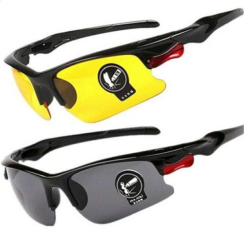 new HD driving anti-glare polarized sunglasses goggles glasses night vision goggles driver goggles riding night vision glasses