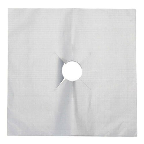 PTFE Protector Pad Washable Anti-Oil Reusable Non-Stick Convenience Suit for Kitchen Gas Range Stove LORS889
