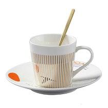 New Dynamic Mirror Reflection Mug Leopard Mug 250 ~ 300ml Creative Home Drink Ceramic Anamorphic Zebra Mug Tea Coffee Set