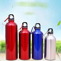 750ml Drink bottle American stainless steel sports bottle Outdoor cycling single-layer sports water cup Creative cup BPA free