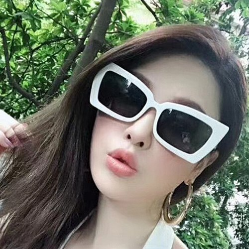 Vintage Sunglasses Women Cat Eye Sunglasses Retro Sun Glasses for Female Eyewear Brand Designer Shades Oculos