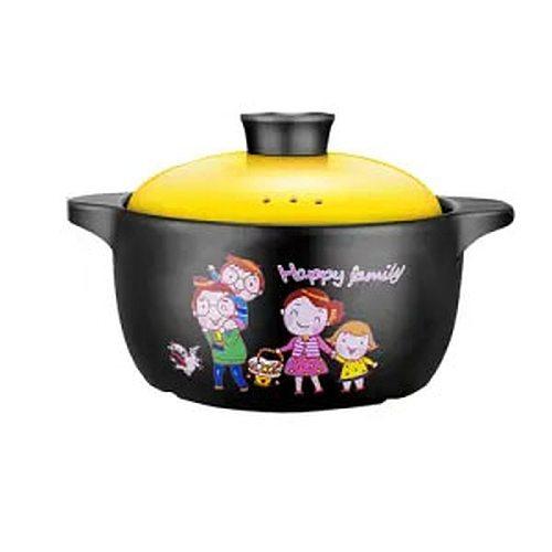 Casserole Stew Pot High Temperature Resistant Clay Pot Rice Casserole Soup Pot Household Gas Gas Soup Pot Ceramic Pot Cooking