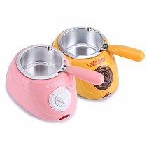Electric Chocolate Candy Melting Pot Chocolate Fountain Fondue Household Chocolate Melt Pot Melter Machine DIY Kitchen Tool