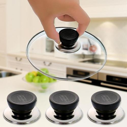 1pcs Replacement Kitchen Cookware Pot Pan Lid Hand Grip Knob Handle Cover Pan Lid Handle Universal Kitchen Accessories Hot Sale