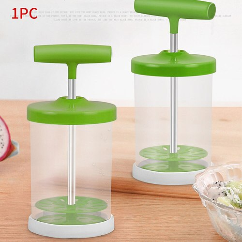 For Coffee ABS Hand Pump Tools Kitchen DIY Shop Pitchers Manual Milk Frother Multipurpose Professional Foam Maker Cream Whipper